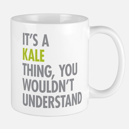 Kale Thing Mugs