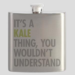 Kale Thing Flask
