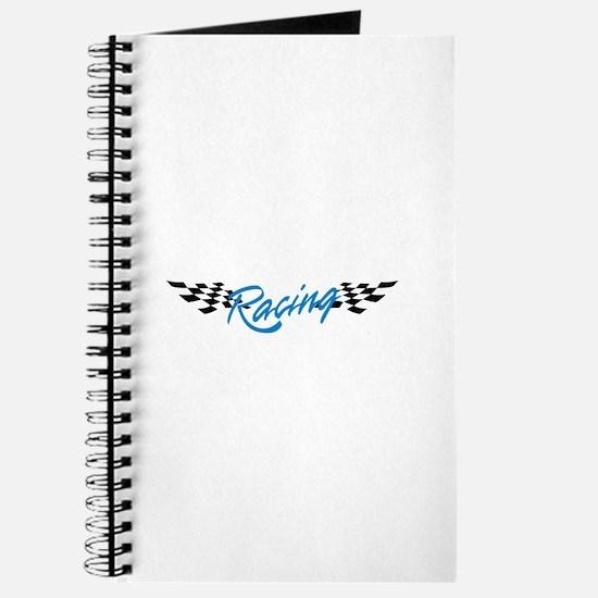Racing Logo Journal