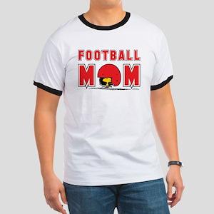 Woodstock Football Mom T-Shirt