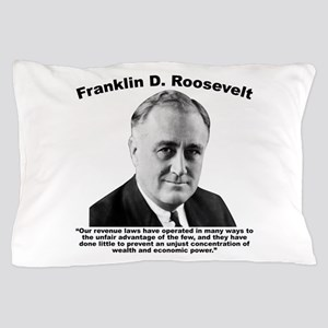 FDR: Wealth Pillow Case