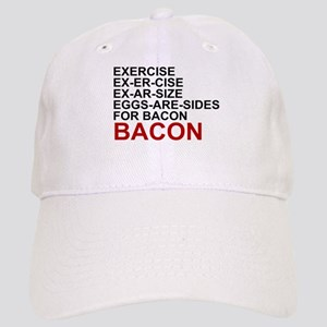 EGGS ARE SIDES FOR BACON Cap