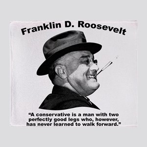 FDR: Conservatives Throw Blanket