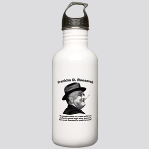 FDR: Conservatives Stainless Water Bottle 1.0L