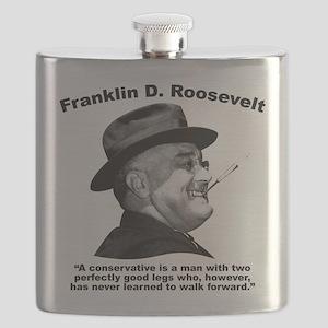 FDR: Conservatives Flask