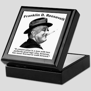 FDR: Conservatives Keepsake Box