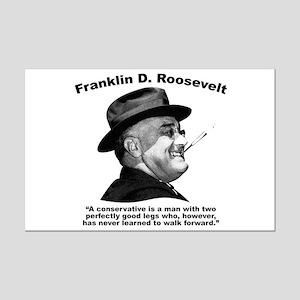 FDR: Conservatives Mini Poster Print