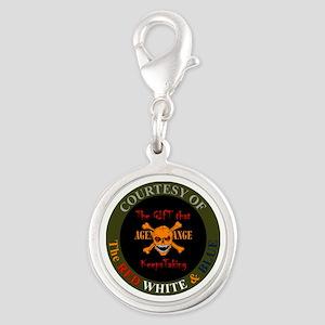 Agent Orange - Skull And Crossed Bones Charms