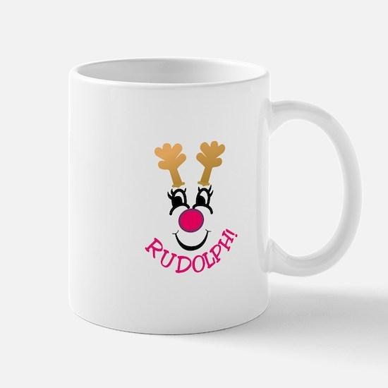 Rudolph! Mugs