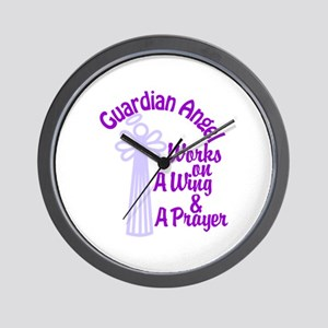 Guardian Angel Works On A Wing & A Prayer Wall Clo