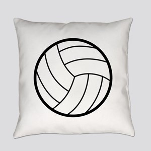Volleyball Everyday Pillow