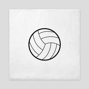 Volleyball Queen Duvet