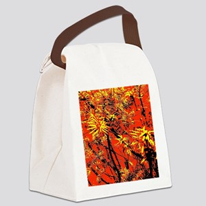 Yellow Yew Canvas Lunch Bag