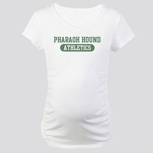 Pharaoh Hound athletics Maternity T-Shirt