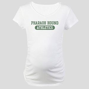 Pharaoh Hound athletics Maternity T-Shirt