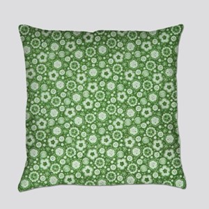 Floral Pat 2 Everyday Pillow