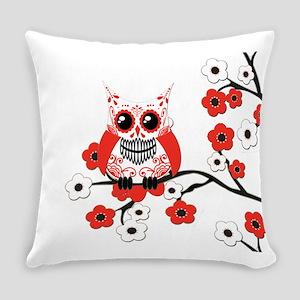 RW CB SK Owl Everyday Pillow