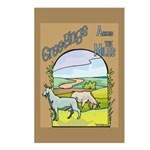 Goat-AcrossMiles Postcards (Package of 8)
