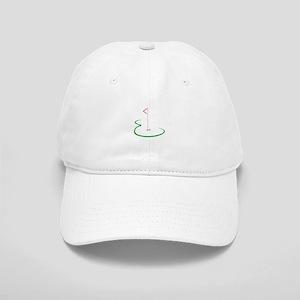 Golf Green Baseball Cap