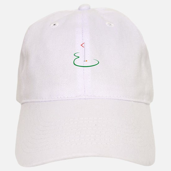 Golf Green Baseball Baseball Baseball Cap