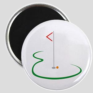 Golf Green Magnets