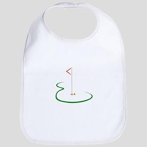 Golf Green Bib