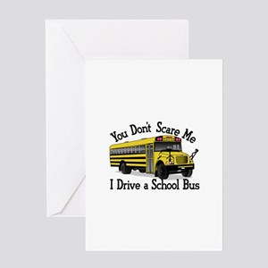 Scare Me Greeting Cards