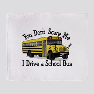 Scare Me Throw Blanket