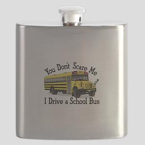 Scare Me Flask
