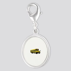 School Bus Charms