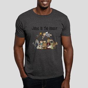 Jesus is the Reason Dark T-Shirt
