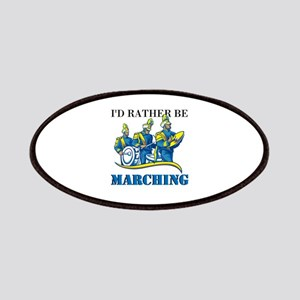 Rather Be Marching Patch
