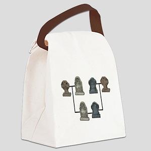 GeneaologyResearch112810 Canvas Lunch Bag
