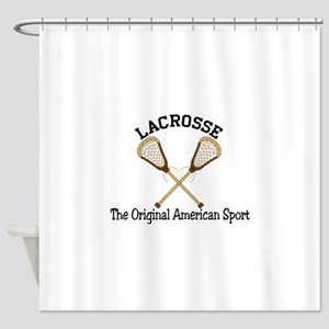 American Sport Shower Curtain