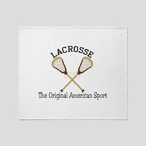 American Sport Throw Blanket