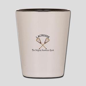 American Sport Shot Glass