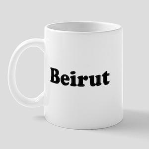 Beirut Mug