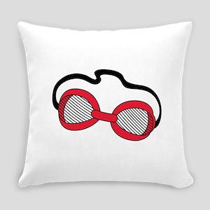 Swim Goggles Everyday Pillow