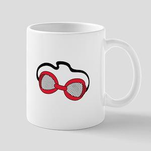 Swim Goggles Mugs