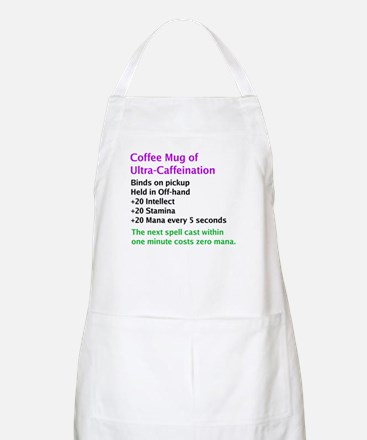 Epic Coffee Mug BBQ Apron