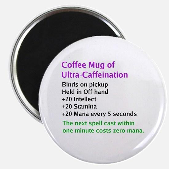 Epic Coffee Mug Magnet