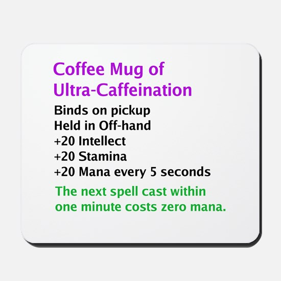 Epic Coffee Mug Mousepad