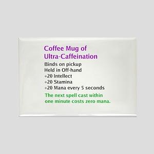Epic Coffee Mug Rectangle Magnet