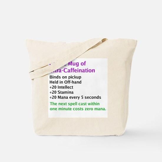 Epic Coffee Mug Tote Bag