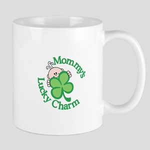 Mommy's Lucky Charm Mugs