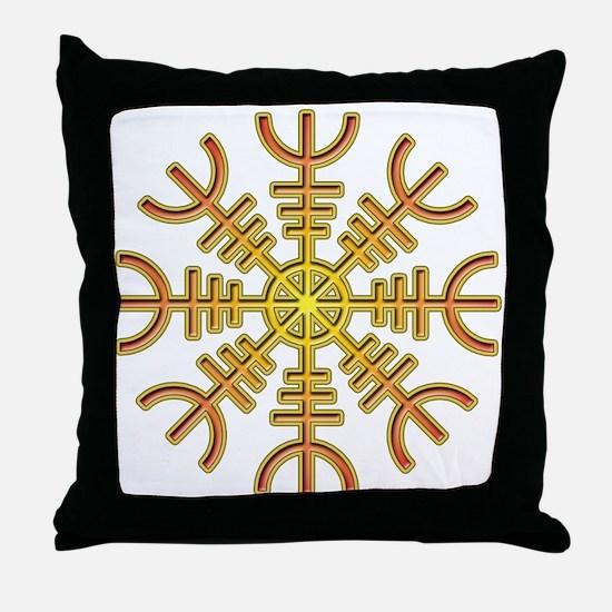 Helm of Awe Throw Pillow