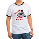 Warning Choking Hazard Ringer T