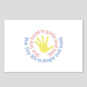 One Tiny Hand... Postcards (Package of 8)
