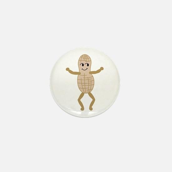 Peanut Mini Button
