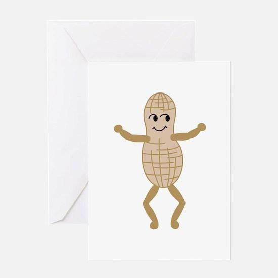Peanut Greeting Cards